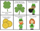 St. Patrick's Day Differentiated Writing Frames & Craft for K-2