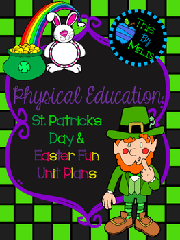St. Patrick's & Easter Unit Plans