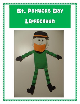 St. Patrick's Leprechaun Craft