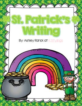 St. Patrick's Writing Bundle
