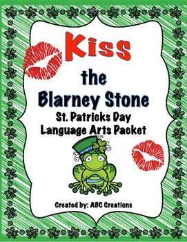 St. Patrick's Day Language Arts Packet