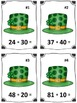 St. Patrick's Day 1st Grade Number Operations Math Centers