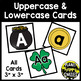 Alphabet Matching Cards ~ St. Patrick's Day Gold