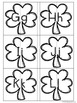 St. Patrick's Day Alphabet Matching - Upper case and Lower