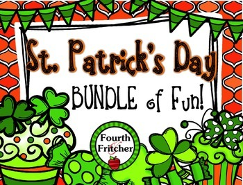 St. Patrick's Day BUNDLE of Fun!