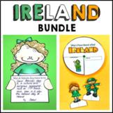 Ireland Bundle Activities, Information Slides, Games, Lite