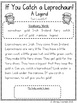 St. Patrick's Day: CCSS Aligned Leveled Reading Passages a