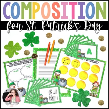 St. Patrick's Day Composing: A Guided Elementary Music Com