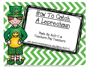 St Patricks Day Creative Writing- How to Catch A Leprechaun