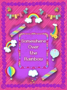 St. Patrick's Day Creative Writing-Somewhere Over the Rain