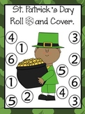 St. Patrick's Day/ Dia De San Patricio Roll and Cover Games
