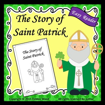 St. Patrick's Day Easy Reader/The Story of St. Patrick/Sca
