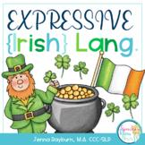 St. Patrick's Day Expressive Speech & Language Packet