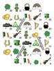 St. Patrick's Day FOREIGN LANGUAGE Games (Spanish, Italian