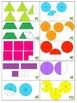 St. Patricks Day Fractions Math Center