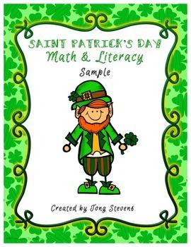 St. Patrick's Day - Freebie