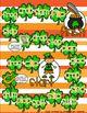 St. Patrick's Day Freebie CCVC Game: Leprechaun Leap!