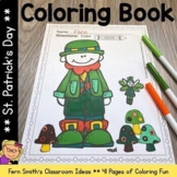 Color For Fun - St. Patrick's Day