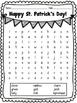 St. Patrick's Day Fun Printable *FREE