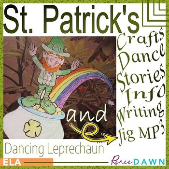 St. Patrick's Day Crafts, Activites, Jig MP3