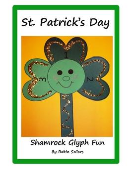 St. Patrick's Day Glyph Shamrock Fun