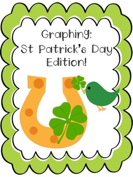 St. Patrick's Day Math - Graphing