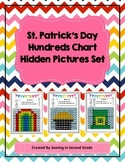 St. Patrick's St Patricks Day Hundreds Chart Pictures Plac