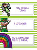St. Patrick's Day Informative Writing Common Core Aligned