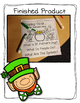 St. Patrick's Day Interactive Flip Book: Flipping Over St.