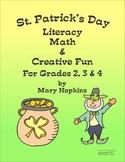 St. Patrick's Day Literacy, Math & Creative Fun