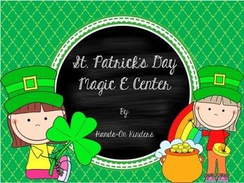 St. Patrick's Day Magic E