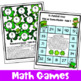 St. Patrick's Day Math Games, Puzzles and Brain Teasers