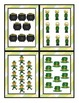 St. Patrick's Day Math Scavenger Hunt: Numerals, Ten Frame