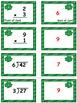 St. Patrick's Day Math Skills & Learning Center; Multiplic
