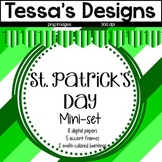 St. Patrick's Day Mini-Set