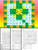 St. Patrick's Day - Mystery Picture - Math - Addition and