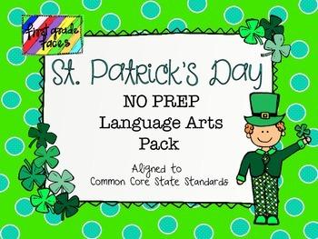 St. Patrick's Day NO PREP pack