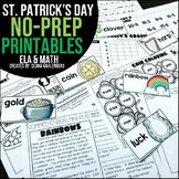 St. Patrick's Day {No Prep Practice}