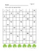St. Patrick's Day Numbers and Operations In Base 10 Math W