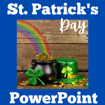 St. Patrick's Day PowerPoint | St. Patricks Day Activity
