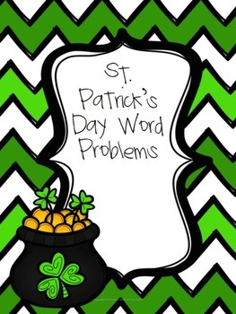 St. Patrick's Day Problem Solving Practice