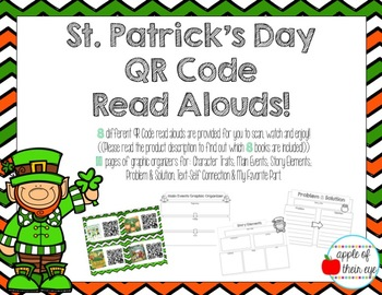 St. Patrick's Day QR Codes- Story Style