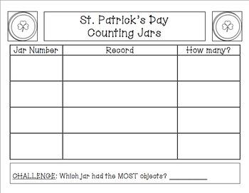 St Patricks Day Rotational Centers