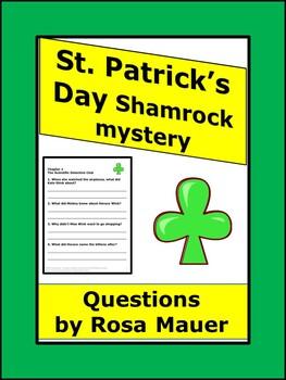 St. Patrick's Day Shamrock Mystery