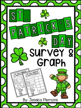 Survey and Graph: St. Patrick's Day