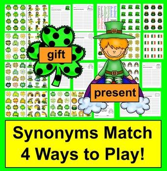 St. Patrick's Day Synoyms