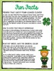 St. Patrick's Day Through Primary Sources: A What Were The