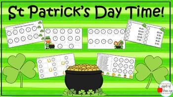 St. Patricks Day Time!