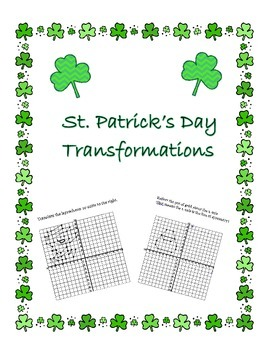 St. Patrick's Day Transformations