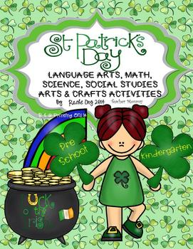 St. Patrick's Day Unit  (Growing File!)